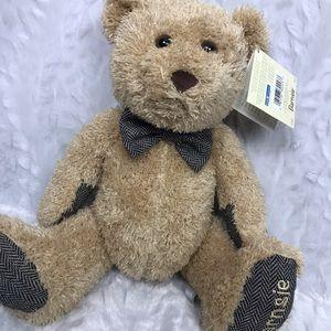 NWT Barnes and Noble Barnsie plush stuffed RETIRED